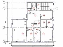 Лот № 534, Продажа офисов в ЦАО - План