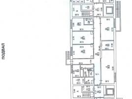 Лот № 5353, БЦ Донской, Продажа офисов в ЦАО - План