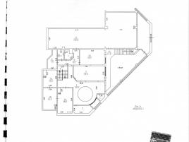 Лот № 5419, Аренда офисов в ЗАО - План