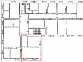 Лот № 5456, Аренда офисов в САО - План