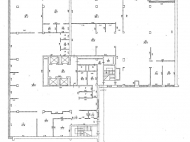 Лот № 5468, Бизнес-центр «Кубик», Продажа офисов в Красногорск - План
