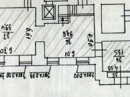 Лот № 5532, Аренда офисов в ЗАО - План