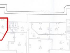 Лот № 5544, Аренда офисов в ЦАО - План