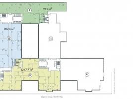 Лот № 5624, Бизнес-центр СитиДел, Аренда офисов в ЦАО - План