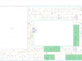 Лот № 5630, Офисно-административное здание Сокольнический Вал, 2а, Аренда офисов в СВАО - План