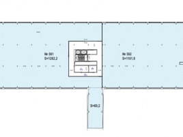 Лот № 5659, БП Дорохоff, Продажа офисов в ЗАО - План