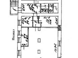Лот № 5741, Аренда офисов в ЦАО - План