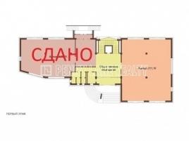 Лот № 5796, БЦ Optimus, Продажа офисов в Барвиха - План
