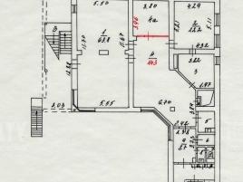 Лот № 5807, Аренда офисов в ЦАО - План