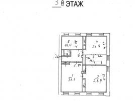 Лот № 5814, Продажа офисов в ЦАО - План