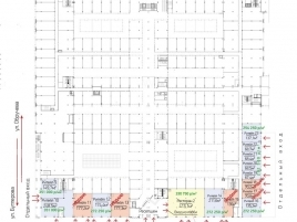 Лот № 5882, БЦ Neo Geo, Продажа офисов в ЮЗАО - План