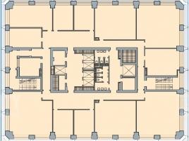 Лот № 5906, Продажа офисов в ЦАО - План