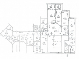Лот № 5935, Аренда офисов в ЦАО - План