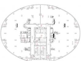 Лот № 5954, МФК «Poklonka Place», Аренда офисов в ЗАО - План