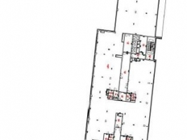 Лот № 5957, МФК «Poklonka Place», Аренда офисов в ЗАО - План