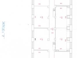 Лот № 5968, Аренда офисов в ВАО - План
