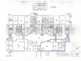 Лот № 5969, Аренда офисов в ВАО - План