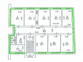 Лот № 5979, Аренда офисов в ЮАО - План