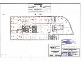 Лот № 5995, Бизнес-центр Ямское Плаза, Аренда офисов в ЦАО - План