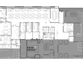 Лот № 6054, Four Winds Plaza, Аренда офисов в ЦАО - План