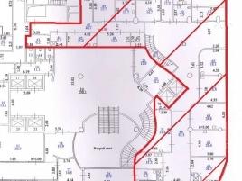 Лот № 6060, Four Winds Plaza, Аренда офисов в ЦАО - План