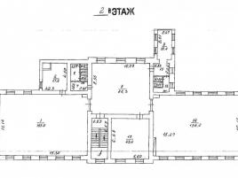 Лот № 6077, Продажа офисов в ЦАО - План