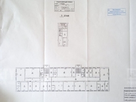 Лот № 6176, Многофункциональный центр Черёмушки, Продажа офисов в ЮЗАО - План