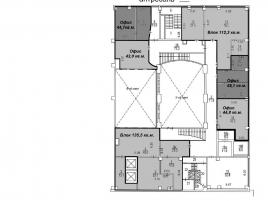 Лот № 6207, Бизнес-центр «Post&Plaza», Аренда офисов в ЦАО - План