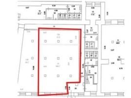 Лот № 6224, БЦ На Семеновской, Аренда офисов в ВАО - План