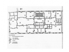 Лот № 6252, Бизнес-центр Саввинский, Продажа офисов в ЦАО - План