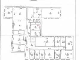 Лот № 6284, Продажа офисов в ЦАО - План