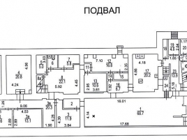 Лот № 6300, Аренда офисов в ЦАО - План