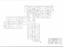 Лот № 630, БЦ «Молодежный», Аренда офисов в САО - План