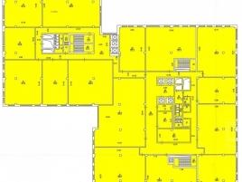 Лот № 6316, Бизнес-центр «Красносельский», Аренда офисов в ЦАО - План