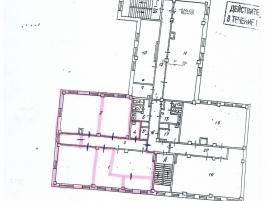 Лот № 6364, Деловой центр Старый Арбат, Аренда офисов в ЦАО - План