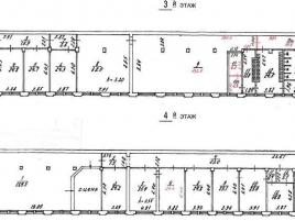 Лот № 6417, Продажа офисов в ЮВАО - План