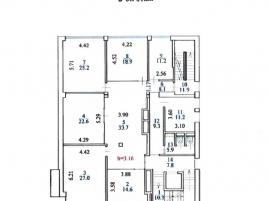 Лот № 6420, Продажа офисов в ЦАО - План