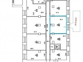 Лот № 6424, БЦ На Семеновской, Аренда офисов в ВАО - План