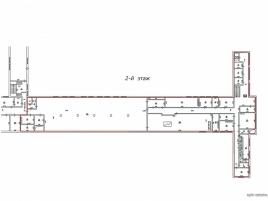 Лот № 6433, БЦ Шарикоподшипниковская, 13 стр. 1, Аренда офисов в ЮВАО - План