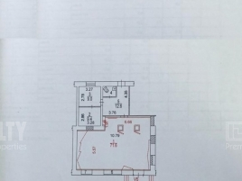 Лот № 6443, Аренда офисов в ЗАО - План