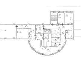 Лот № 6605, Гостинично-деловой комплекс Бригантина холл, Аренда офисов в ЦАО - План