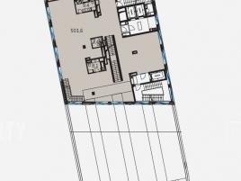 Лот № 6616, Комплекс апарт-резиденций BALCHUG RESIDENCE, Продажа офисов в ЦАО - План