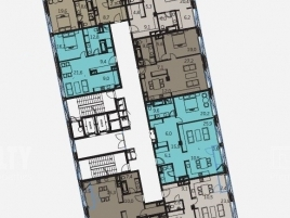 Лот № 6617, Комплекс апарт-резиденций BALCHUG RESIDENCE, Продажа офисов в ЦАО - План