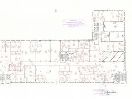 Лот № 6681, Бизнес-центр Ямское поле, Аренда офисов в САО - План
