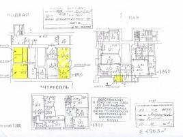 Лот № 6705, Продажа офисов в ЦАО - План