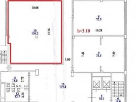 Лот № 6713, БЦ Центр Юнион, Аренда офисов в ЮВАО - План