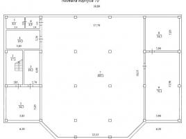 Лот № 6738, Продажа офисов в СЗАО - План