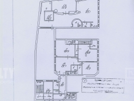 Лот № 6773, Аренда офисов в ЦАО - План