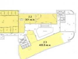 Лот № 6782, Торгово-офисный комплекс Midland Plaza, Аренда офисов в ЦАО - План