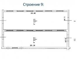Лот № 6793, Продажа офисов в САО - План